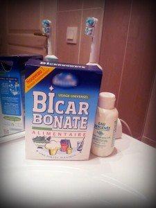 J'ai testé pour vous... le dentifrice au bicarbonate bicarbonate-225x300