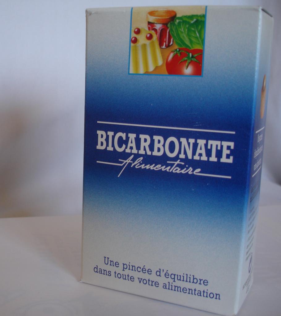 Coffre dentelles - Bicarbonate de sodium ou soude ...